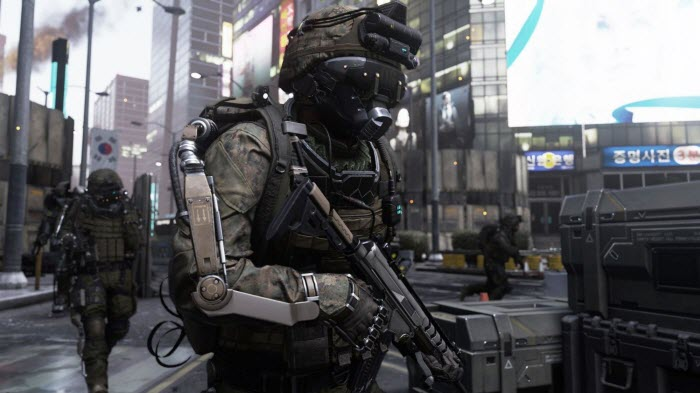 Call of Duty Advanced Warfare edición Day Zero