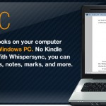 Amazon lanza el Kindle para PC