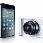 Samsung Galaxy Camera, la primera cámara con Android