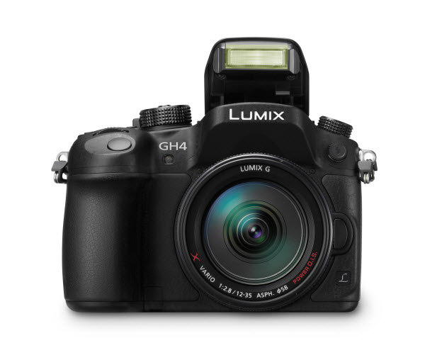 Panasonic Lumic GH4