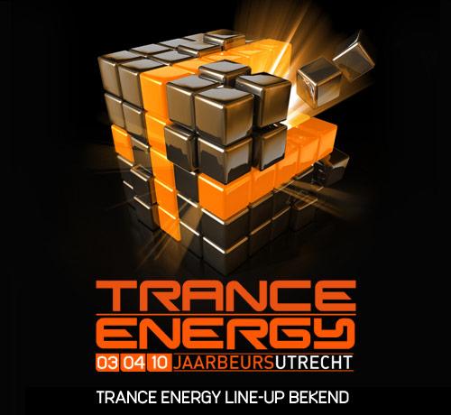 Trance energy line up 2010