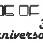 Tercer aniversario de Blog of all